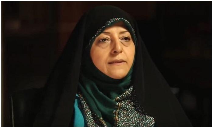 Photo of Iran's vice president infected with Coronavirus