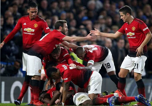 Manchester United destroy Chelsea to keep Champions League qualification dream alive