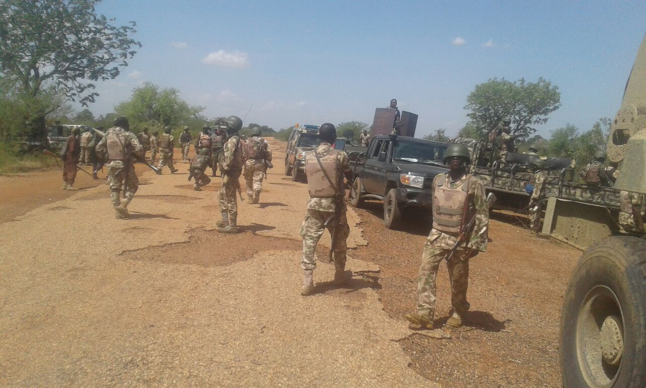 Photo of Many feared dead as Army, Air Force overpower terrorists in Borno