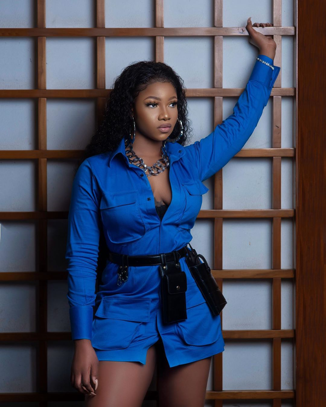 Photo of Tacha announces that she is ready to focus on her own house, reveals she is need of a home decorator