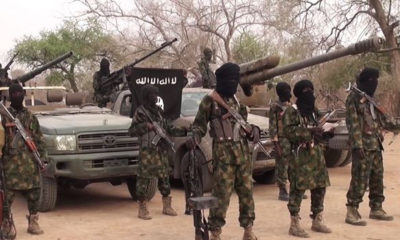 Nigerian Air force jets hovered around while we were attacked by Boko Haram - Garkida residents