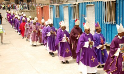 Catholics in Nigeria to wear black outfits on Ash Wednesday