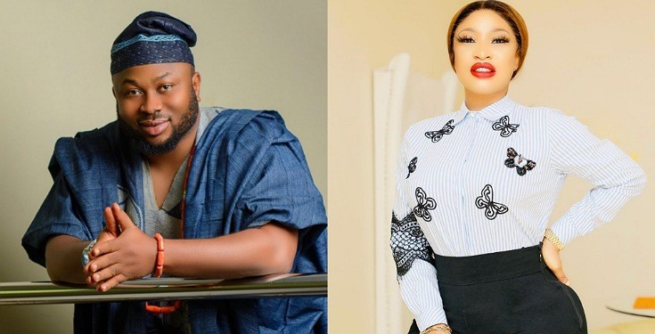 Photo of Churchill Sues Tonto Dikeh For N500 million For Defamation Of Character