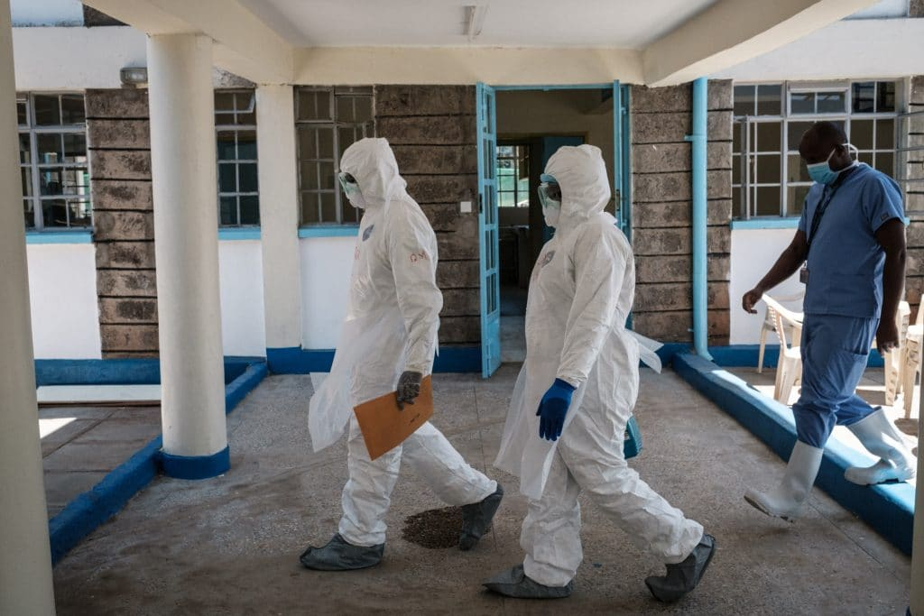 Nigeria records two more coronavirus deaths