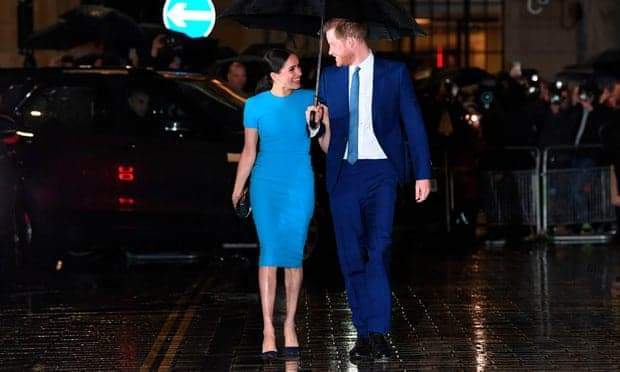 Trump refuses to pay security bill for Harry and Meghan