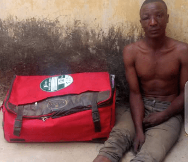 Photo of Katsina man arrested for killing14-year-old girl over pregnancy ownership