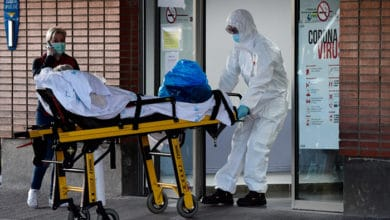 Photo of Coronavirus: Spain death toll hits 4,858 as 769 die in 24 hours