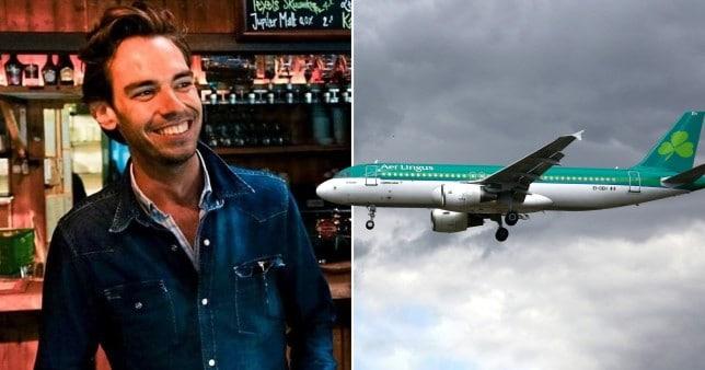 Aer Lingus passenger who made cabin crew cry by lying that his mum had coronavirus