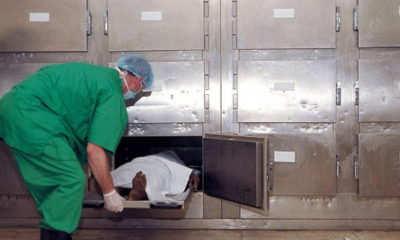 Mortuary attendant arrested for exhuming corpse