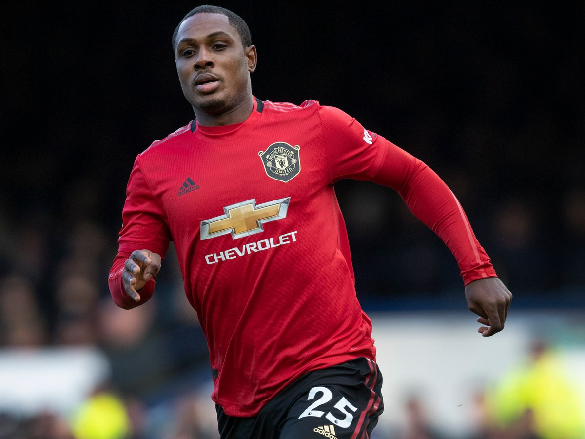 Ighalo may leave Manchester United