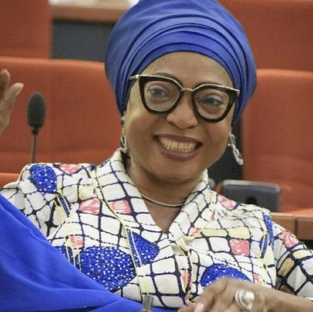 Senator, Rose Oko dies at 63