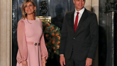 Photo of Wife of Spain's prime minister tests positive for coronavirus
