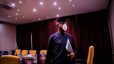 Photo of Femi Adesina reveals Osinbajo's whereabouts