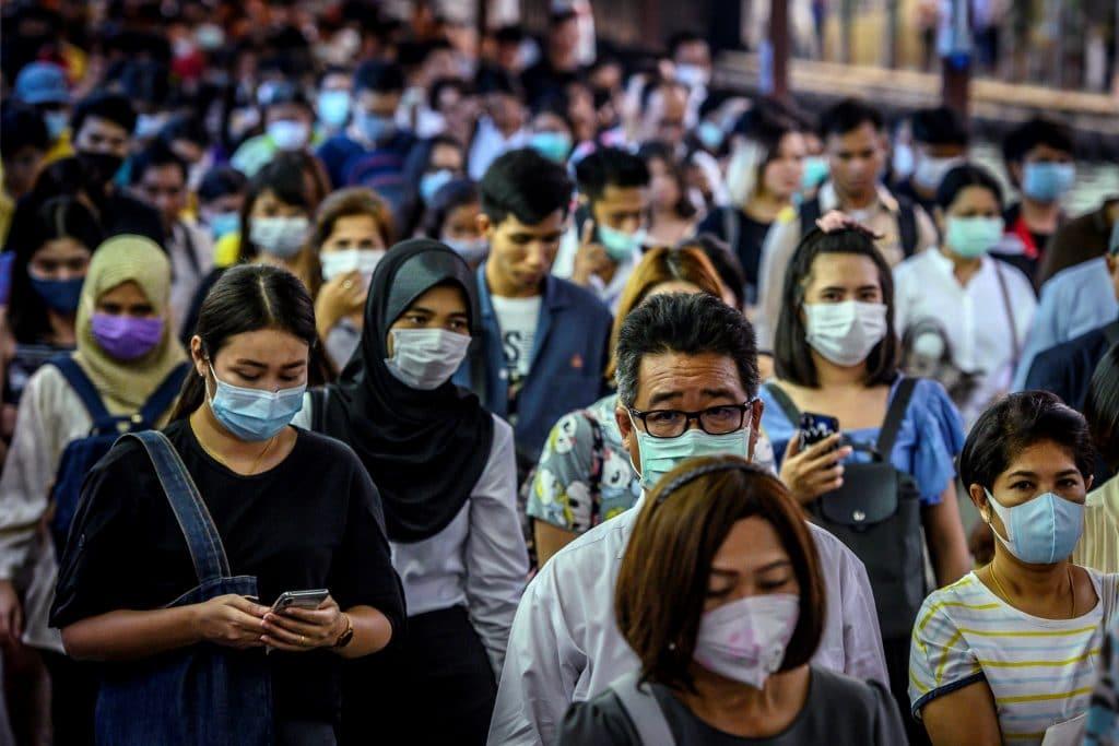 Photo of South Korea declares 'war' on Coronavirus as cases exceed 5,000