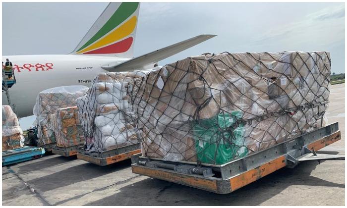 Coronavirus test kits arrive Nigeria
