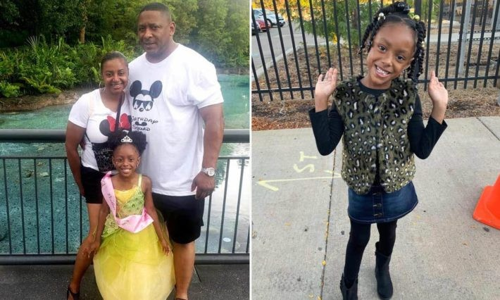 Photo of 5-year-old daughter of Detroit first responders becomes the youngest person in Michigan to die from Coronavirus