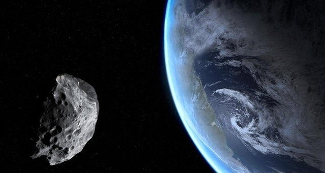 Photo of Giant asteroid 'half the size of Mount Everest' will fly by Earth today, say scientists