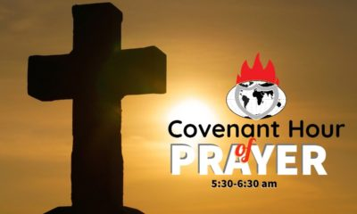 Winners' Chapel 3rd June 2020 Covenant Hour of Prayer