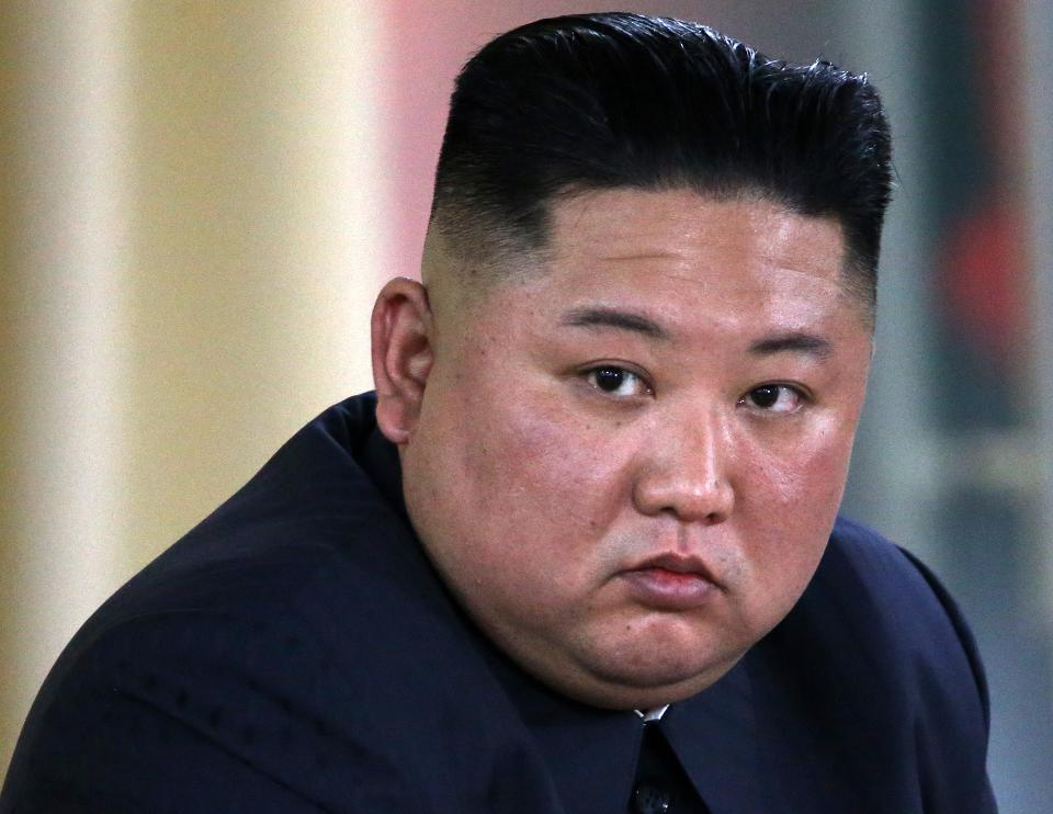 Photo of North Korea leader, Kim Jong-Un reportedly makes first public appearance in 20 days amid death rumors