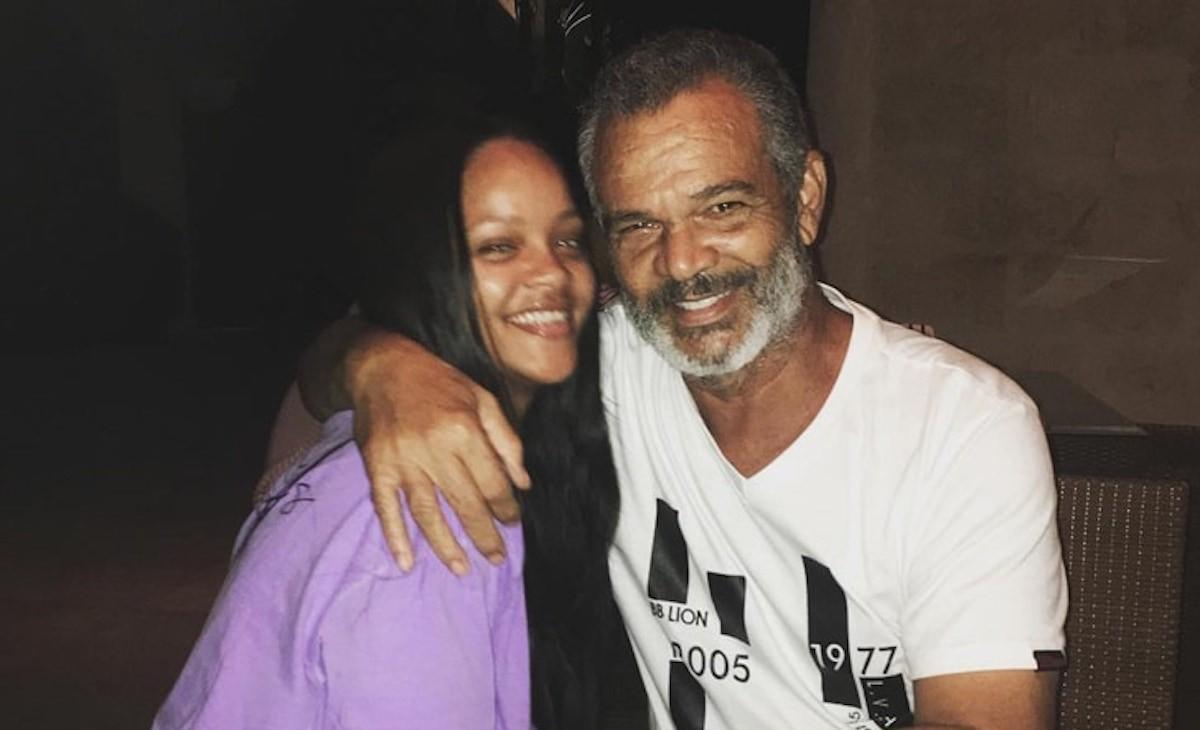 Rihanna's father reveals he tested positive for Coronavirus