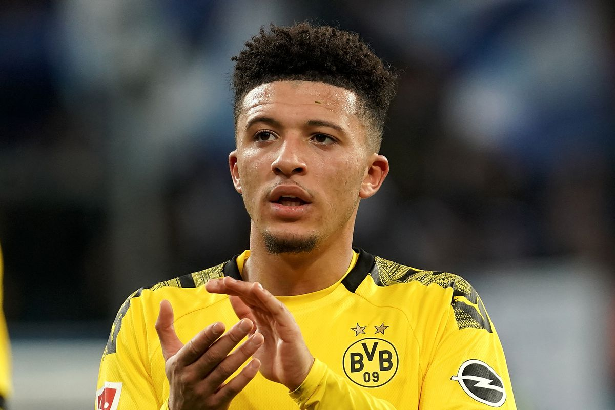 Photo of Sancho gives condition to join Manchester United