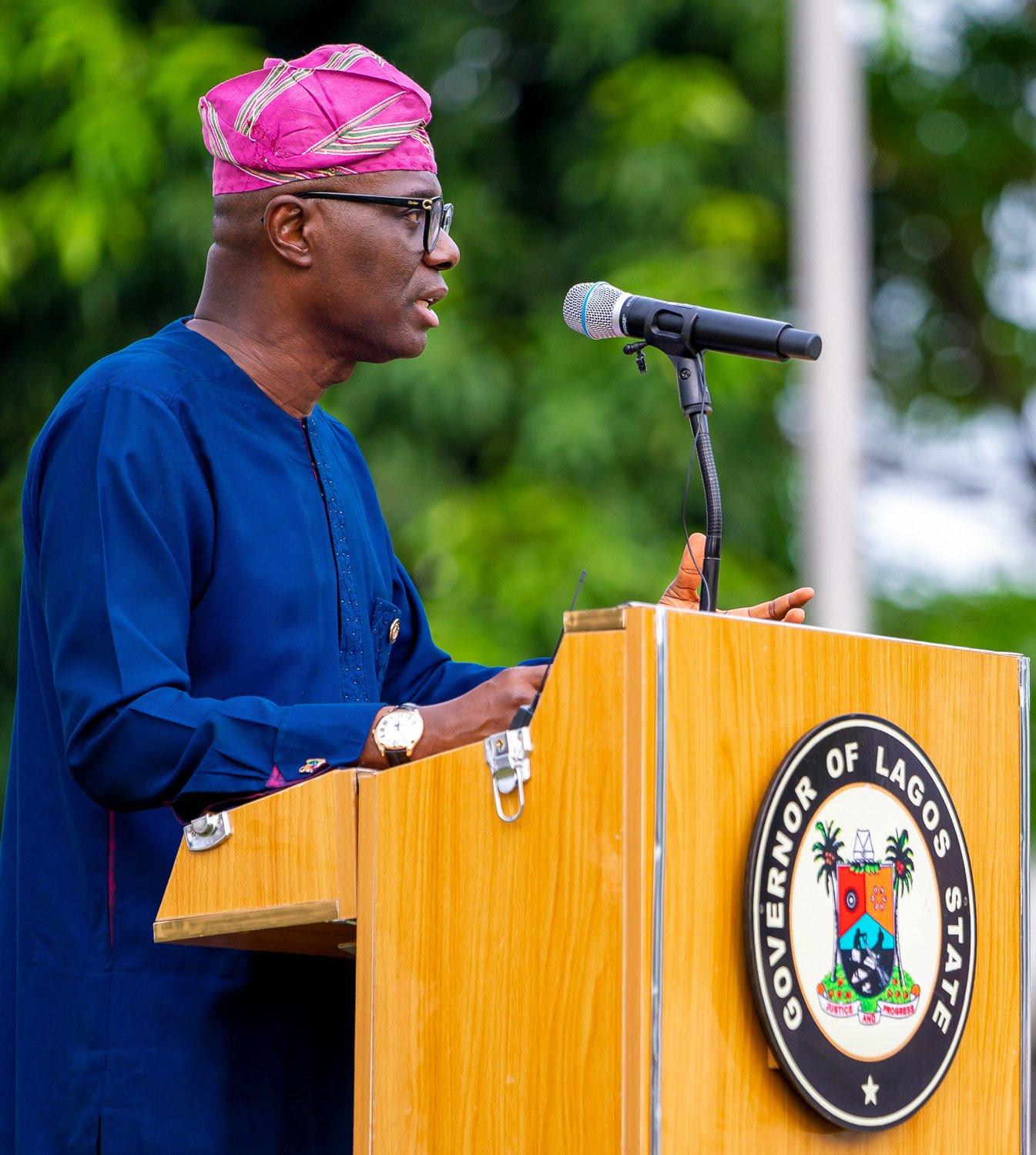 Lagos state govt seals 10 private schools for reopening despite ban on academic activities