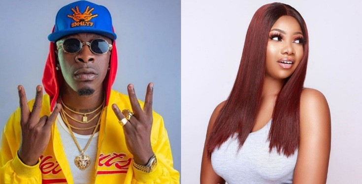 Photo of I'm coming to Nigeria to see Tacha – Shatta Wale