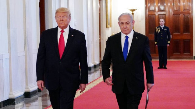 Photo of Trump peace plan set to advance after Israeli leaders strike governing deal