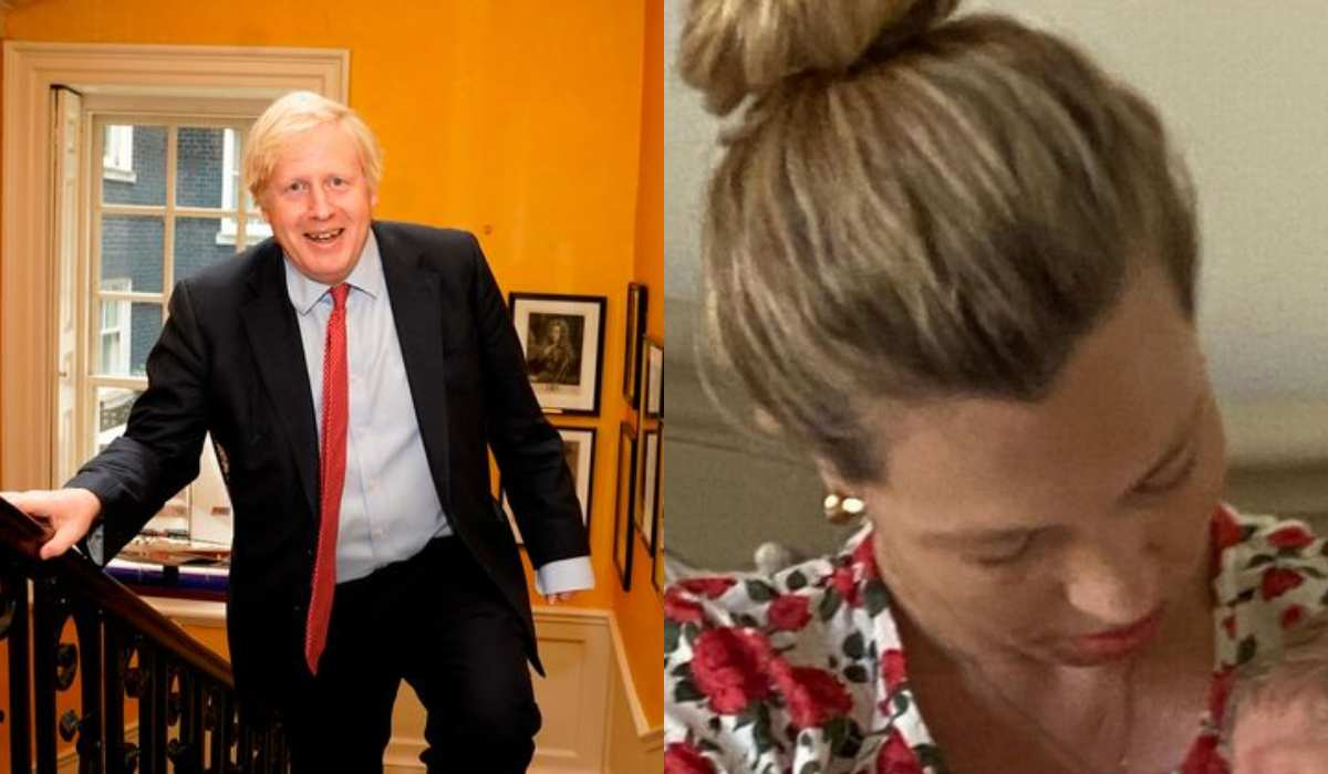Boris Johnson names baby son after doctors who saved his life