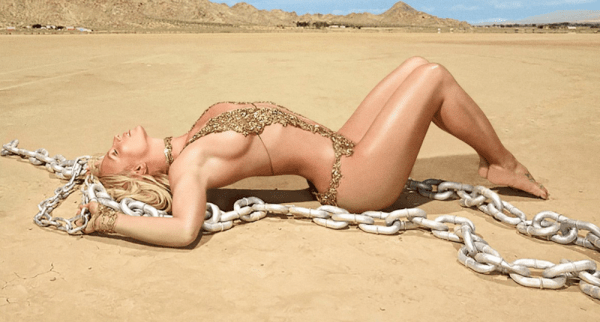 Photo of Britney Spears shocks fans with radically different new cover for 2016's 'Glory'