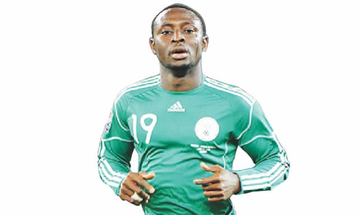 Photo of Refusal to pay bribe cost me 2014 World Cup – Obasi