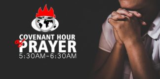 Watch Winners' Chapel 30 May 2020 Covenant Hour of Prayer