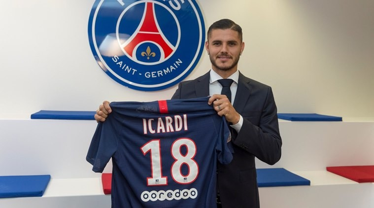 Photo of PSG confirm £52m signing of  Mauro Icardi from Inter Milan following successful loan spell