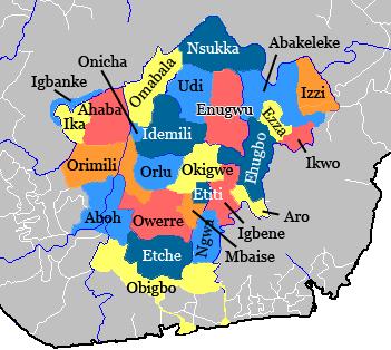 Igboland is not landlocked