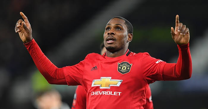 Chinese club, Shanghai Shenhua are reportedly open to allowing Odion Ighalo to remain at Manchester United after it was revealed that