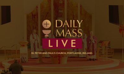 Live Daily Mass 1 June 2020 St Peter & Paul's Church, Ireland