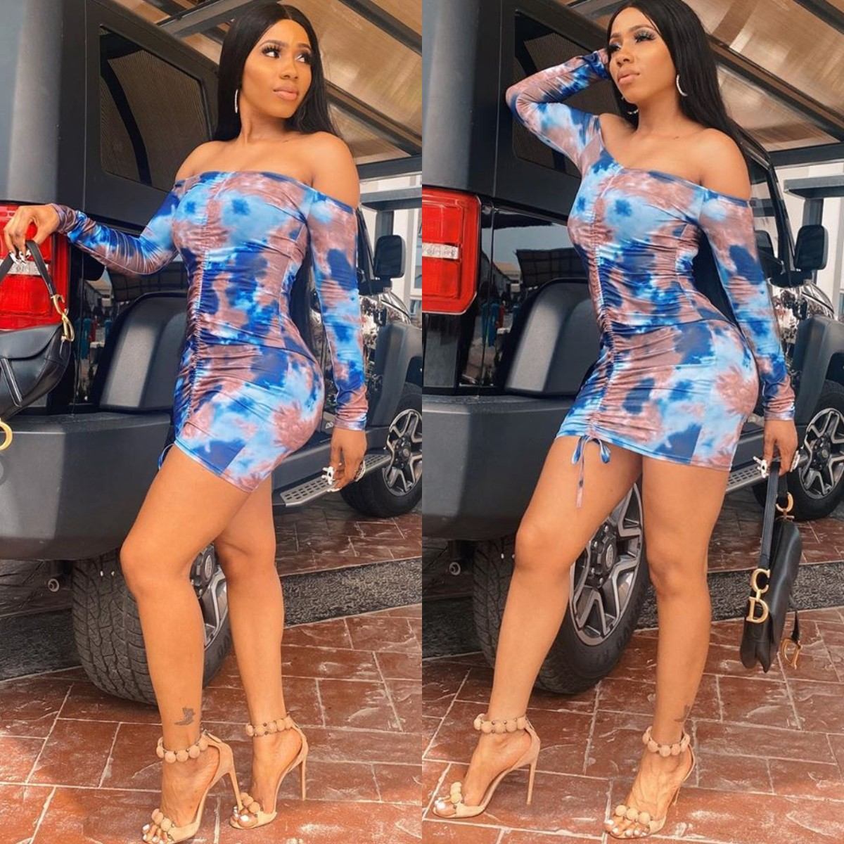 BBNaija 2019 Winner, Mercy Eke is known for showcasing her assets in different styles to her fans. The reality queen posted a beautiful and sexy