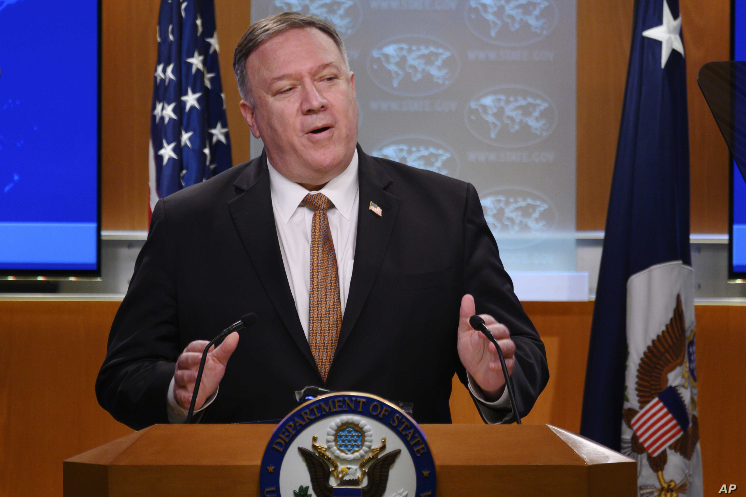 Photo of There is 'enormous evidence' that the Coronavirus originated in Wuhan laboratory in China – Mike Pompeo