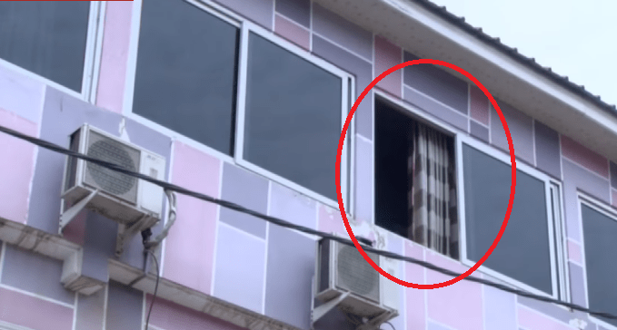 Photo of Man pushed to death from brothel window by Ghanaian sex worker