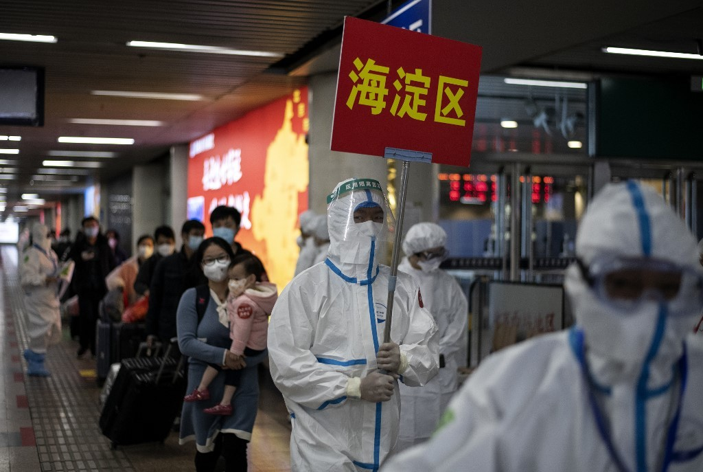 China fires official over new Corovirus cases in Wuhan