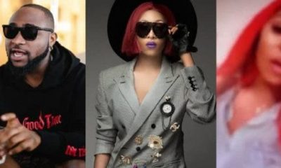 Cynthia Morgan: Man attacks Davido