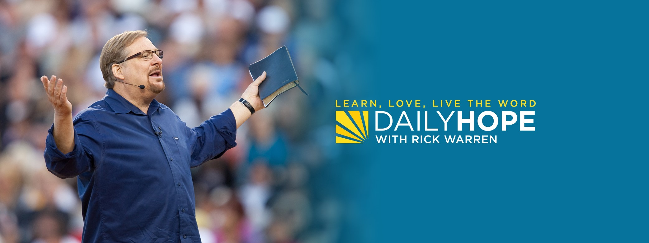 Rick Warren Daily Hope Devotional 18 July 2020