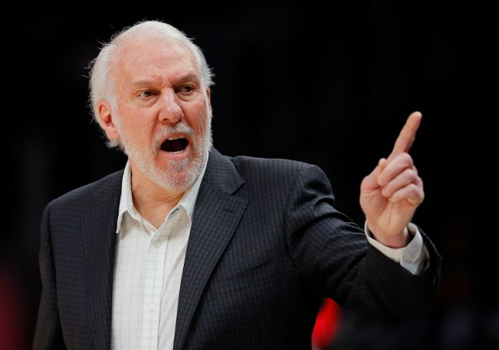 Gregg Popovich unleashes fiery statement on Trump