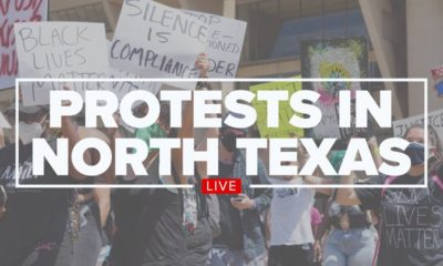 WATCH LIVE: Police brutality protests continue in North Texas