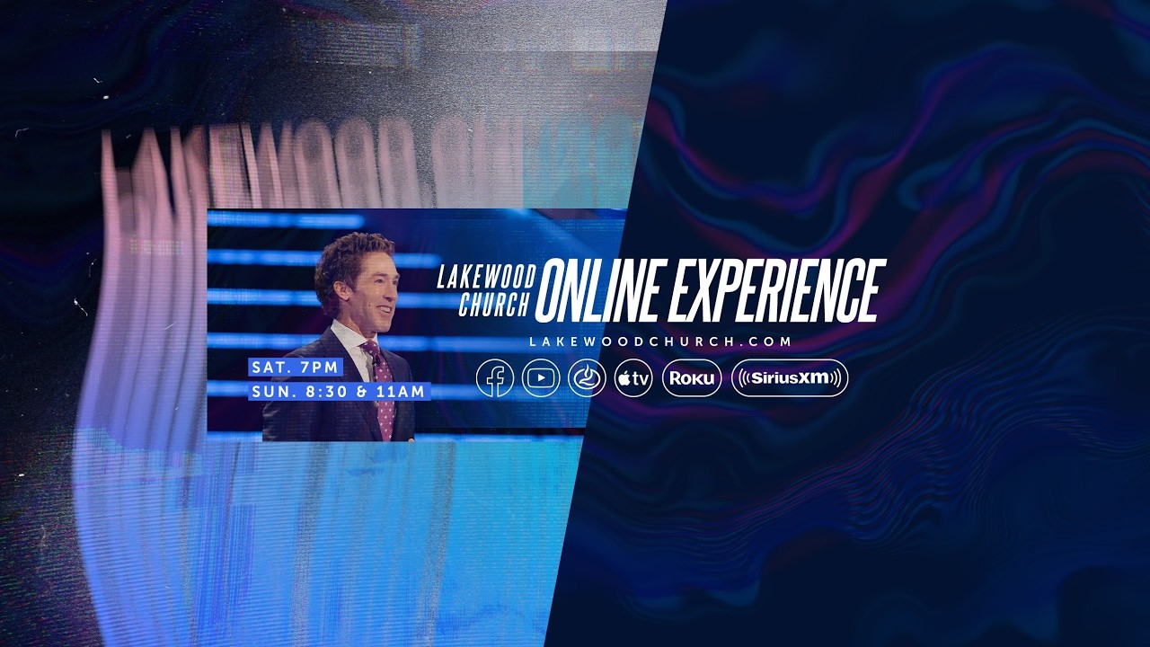 Lakewood Church Sunday Service 19 July 2020 with Joel Osteen
