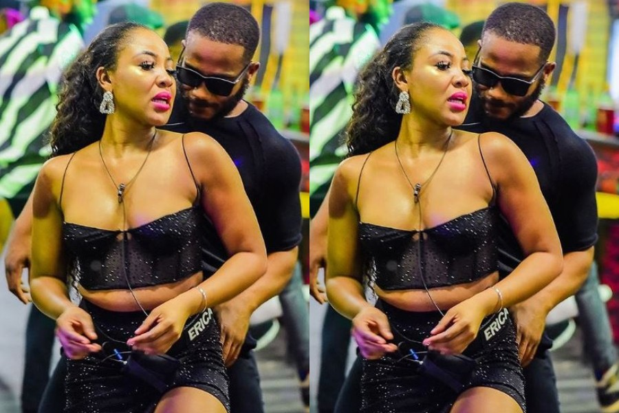 "BBNaija 2020: Erica breaks up with Kiddwaya, says ""Making out with you was unplanned but I liked it"""