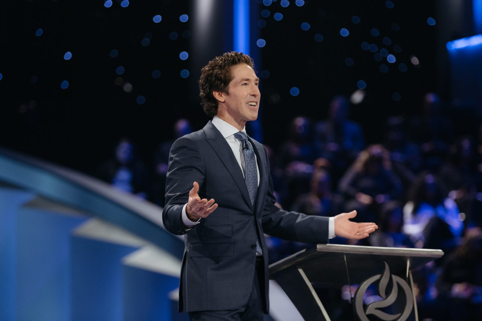 Joel Osteen Sermon Today: Take That Step of Faith