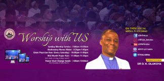 MFM Sunday Service 9th August 2020 - Marathon Ocean Dividing Prayers