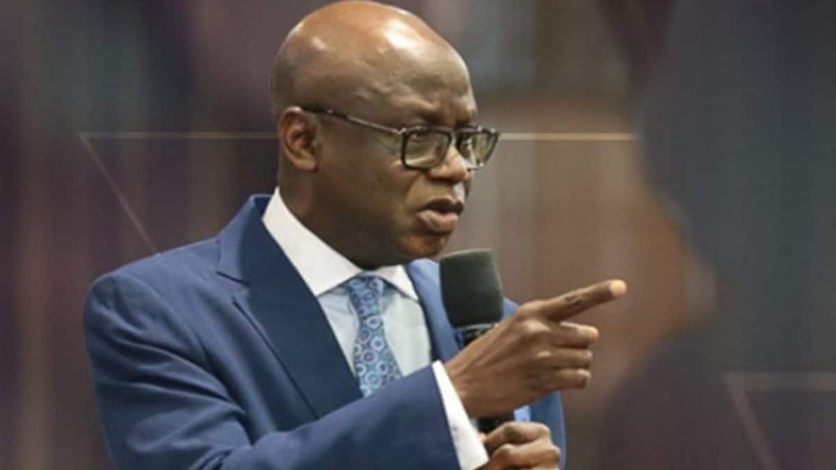 Lekki Toll Gate shooting, Lekki Toll Gate Shooting: Their blood will yet speak – Bakare, Premium News24