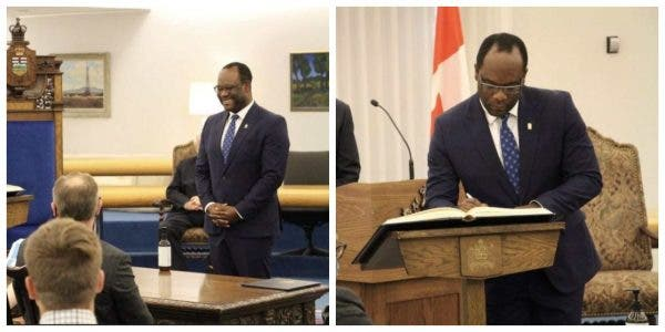 Photo of Kelechi Madu appointed Minister of Justice in Canada
